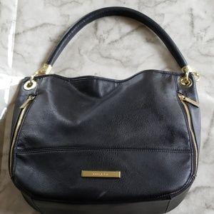 Anne Klein black shoulder bag